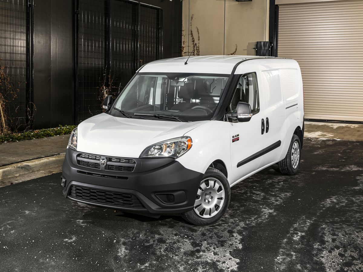 2016 Ram ProMaster City Tradesman White Carfax 1 Owner 24L I4 MultiAir Air Conditioning AMFM