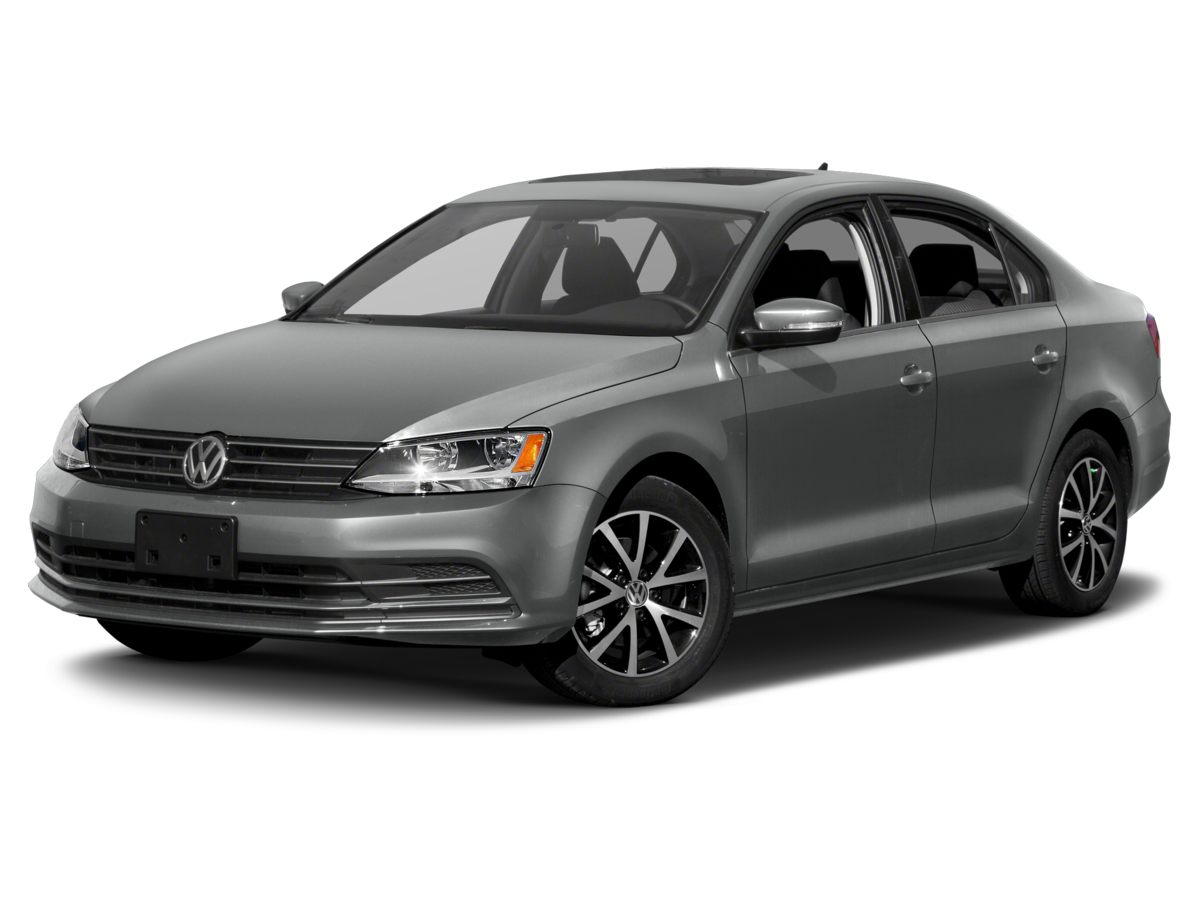 2015 Volkswagen Jetta White 15 Steel Wheels wFull CoversFront Bucket SeatsCloth Seat TrimT