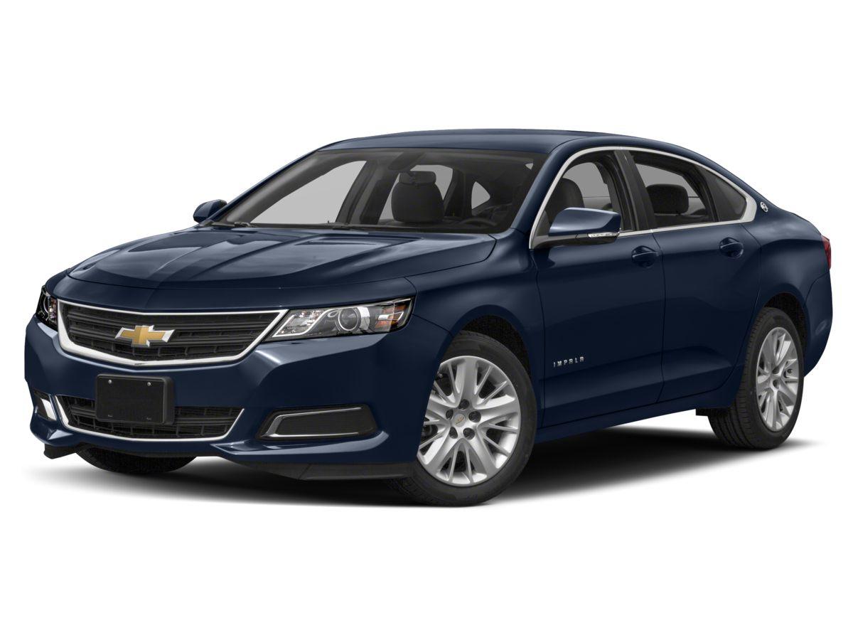 2018 Chevrolet Impala LS White 2 YEARS FREE MAINTENANCE Recent Arrival 3022 HighwayCity