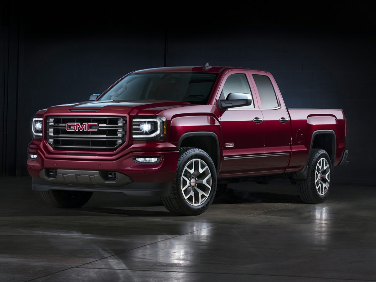 2017 GMC Sierra 1500 SLT White New Price Priced below KBB Fair Purchase Price 8290 off MSRP