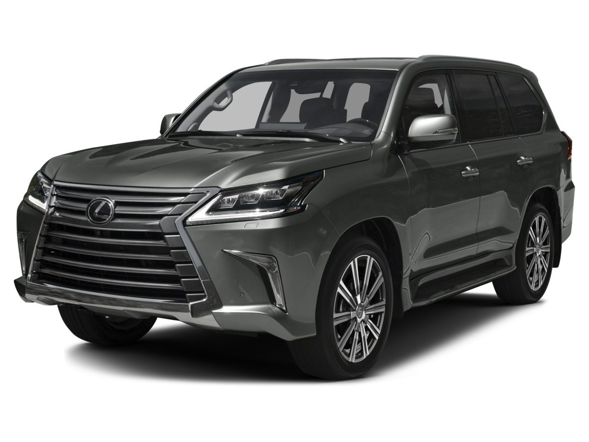 2016 Lexus LX 570 Silver 3307 Axle RatioWheels 20 x 85 Split 10-Spoke Aluminum AlloyHeated