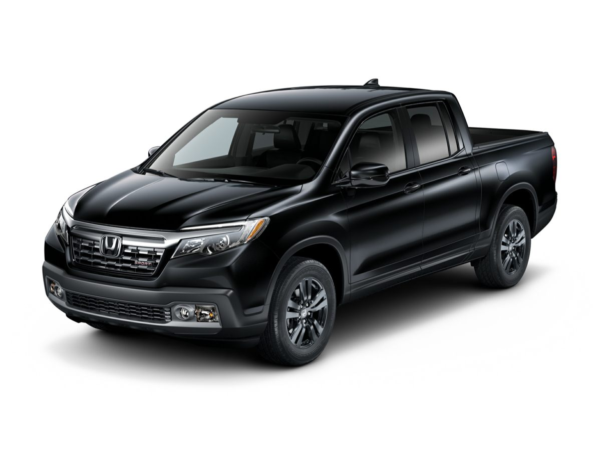 2017 Honda Ridgeline Sport Black Crew Cab What a price for a 17 How would you like driving home