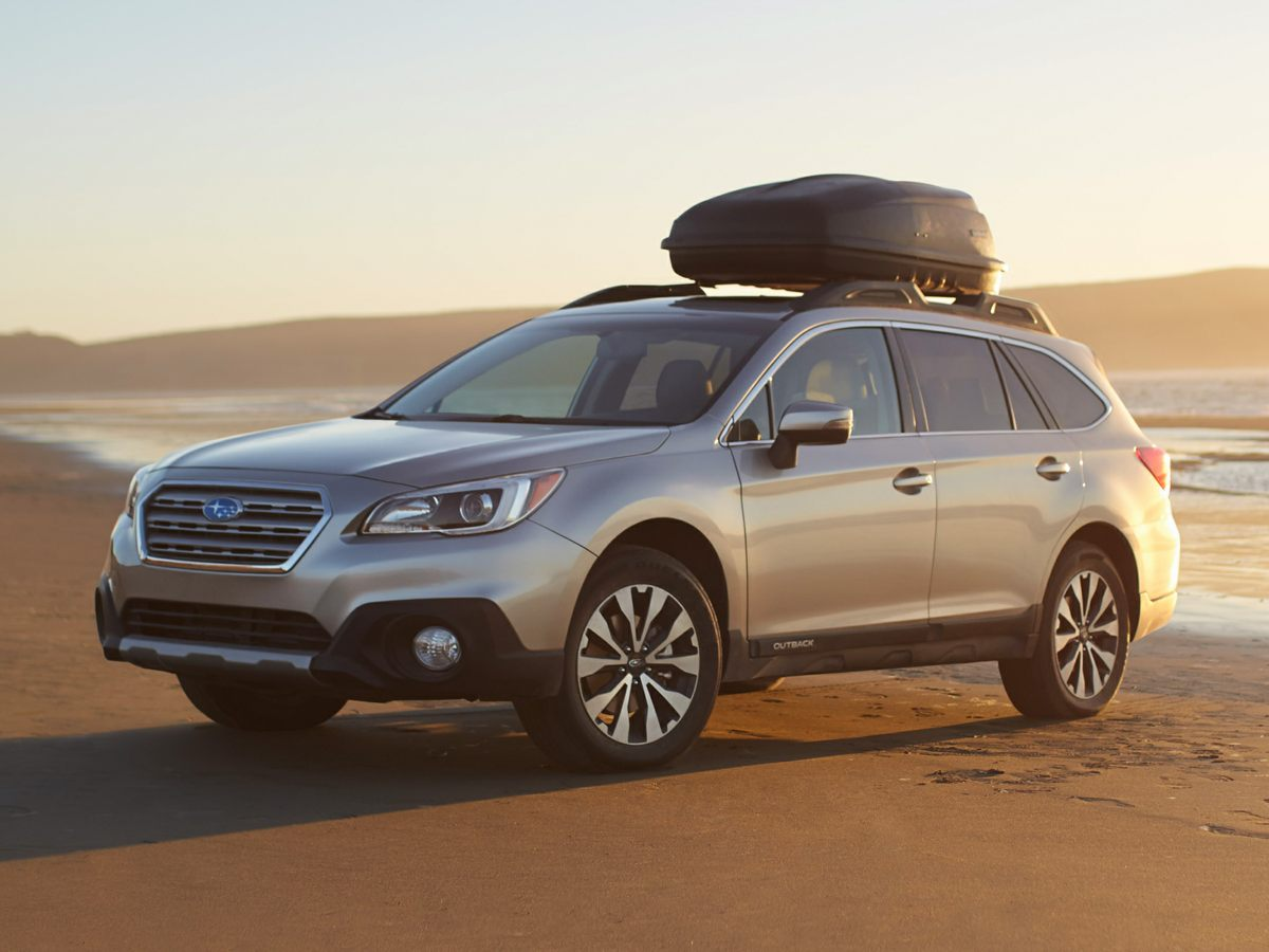 Used 2017 Subaru Outback 2.5i Gray For Sale Near Katy, TX
