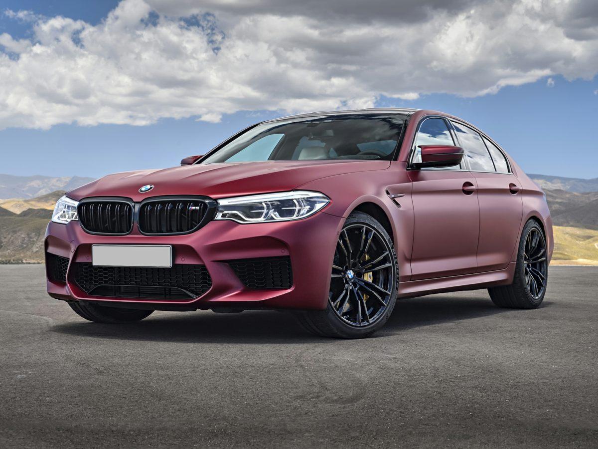 Pre-Owned 2020 BMW M5 Sedan