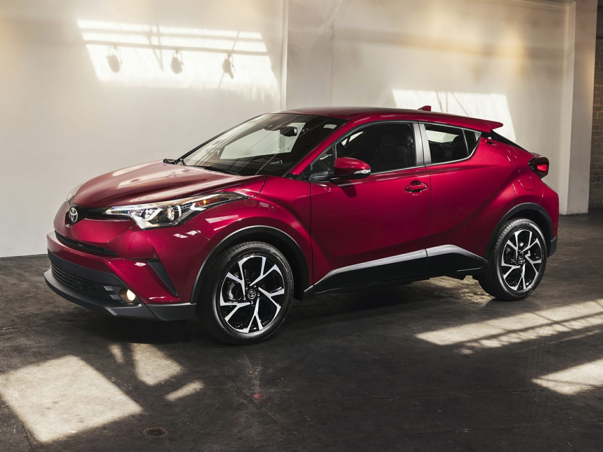 2018 Toyota C-HR XLE Premium Blue    Come to the experts Gasoline Be the talk of the town when
