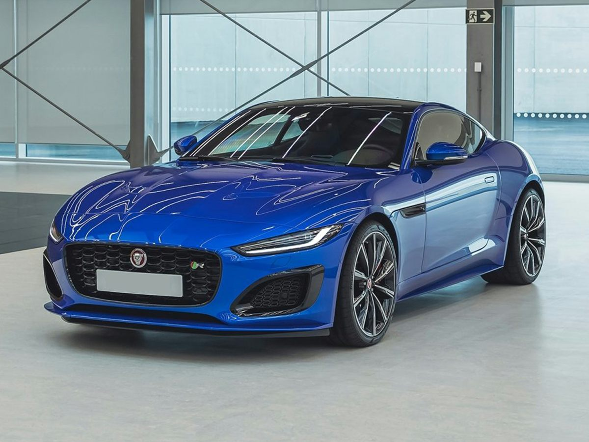 New 2021 Jaguar F-TYPE R