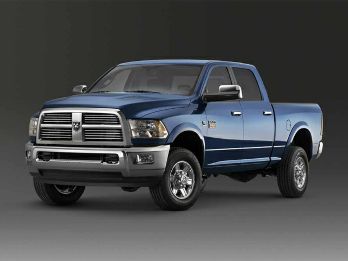 2011 Dodge Ram 3500 SO MUCH RAW-POWER If youre looking for power then youre looking at the rig