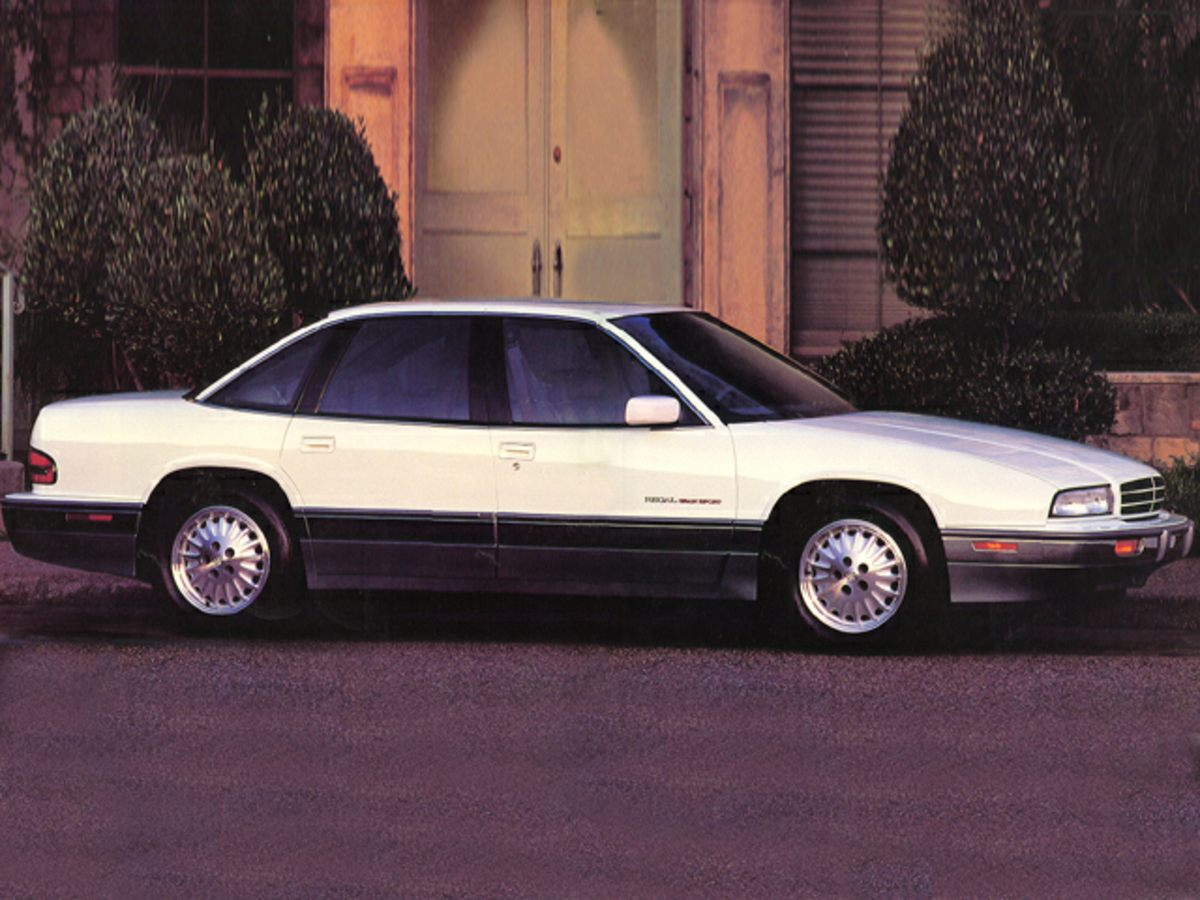 1994 Buick Regal Gran Sport Yeah baby You win Put down the mouse because this 1994 Buick Regal
