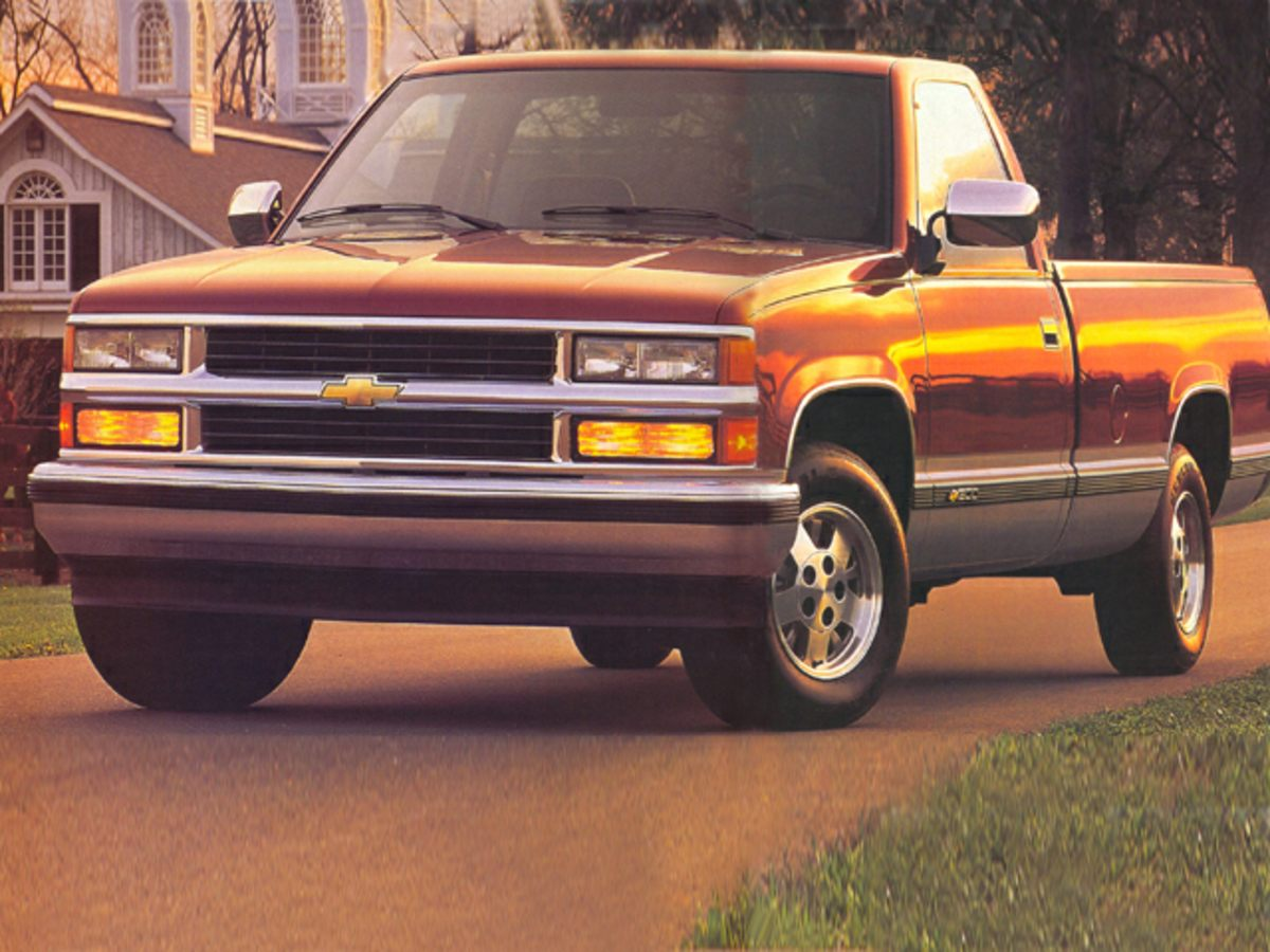 1994 Chevrolet CK 1500 Blue Look Look Look You win Set down the mouse because this 1994 Che