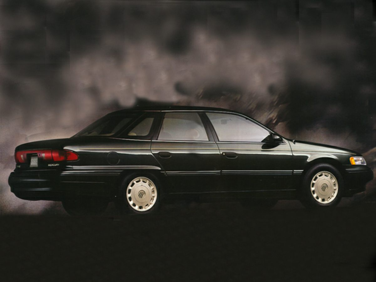 1994 Mercury Sable GS Gasoline Dont bother looking at any other car If you demand the best thin