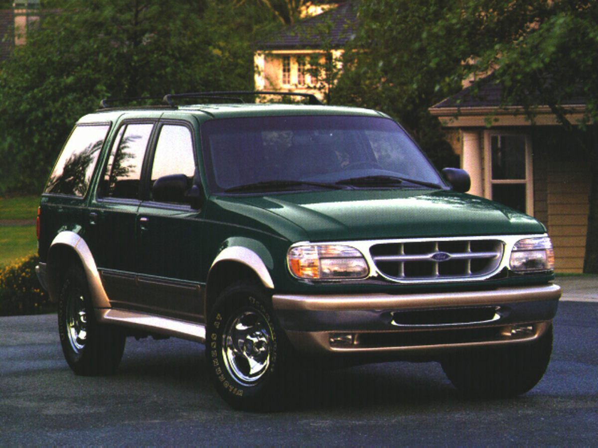 Used 1996 Ford Explorer