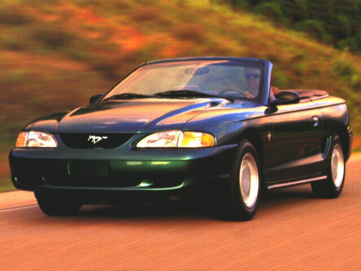 1996 Ford Mustang V6 Orange Orange 1996 Ford Mustang V6 38L V6 SMPI 12VRecent ArrivalLet u