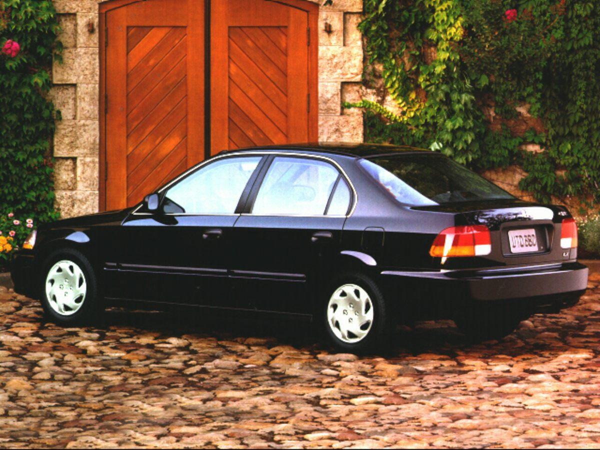 1998 Honda Civic LX Black 1998 Honda Black CivicCall or stop by at West Palm Hyundai at 2301