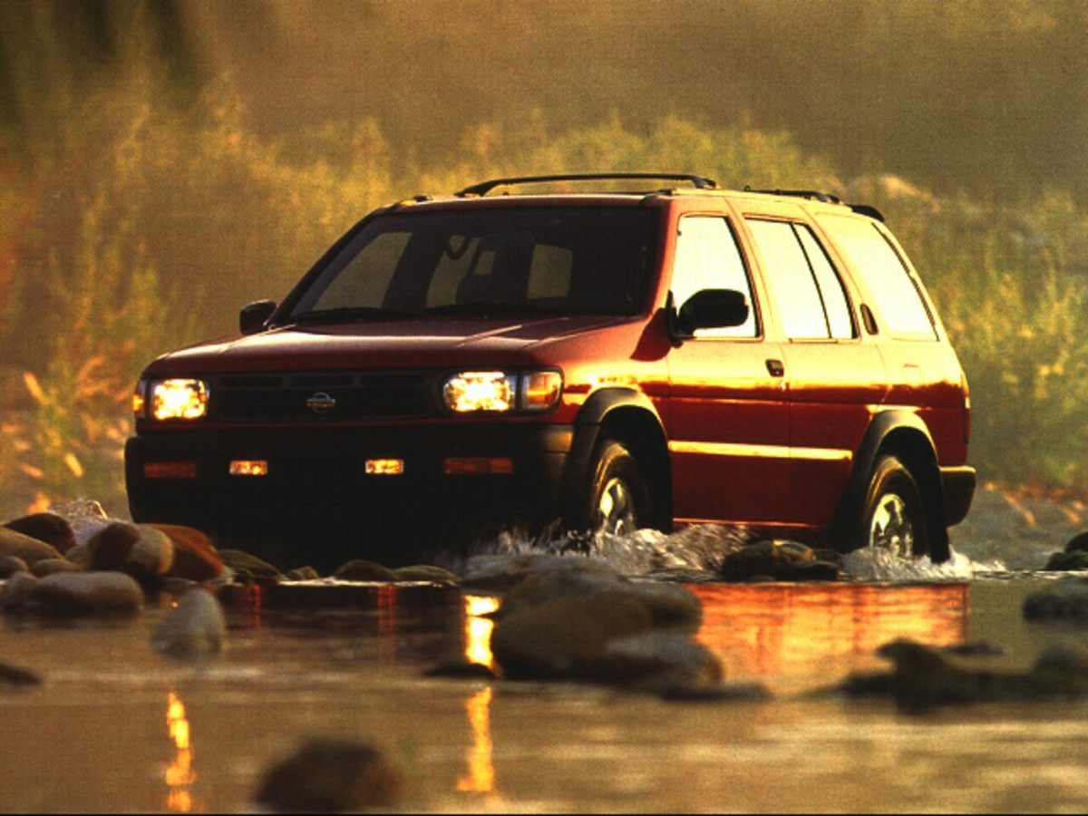 1996 Nissan Pathfinder Orange What a price for a 96 Here it is Tired of the same tedious drive