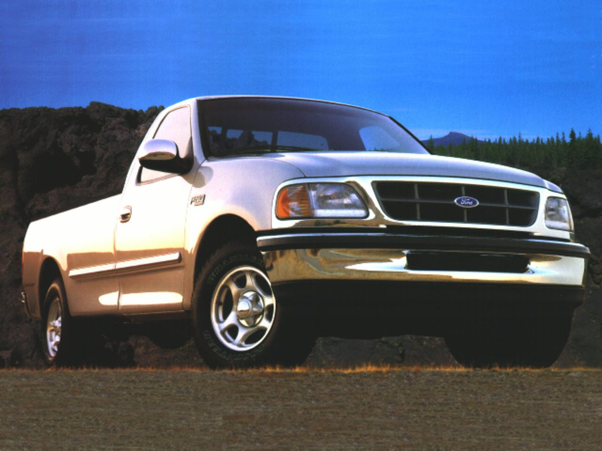 1997 Ford F-150  Extended Cab Pickup Wilmington NC