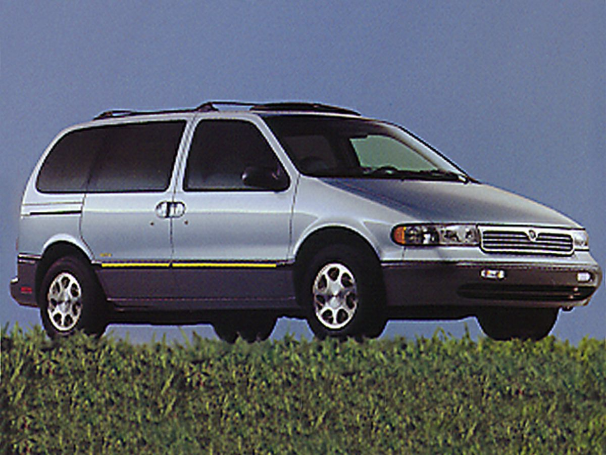 1998 Mercury Villager Extra roomy Like new If you demand the best this great 1998 Mercury Vill