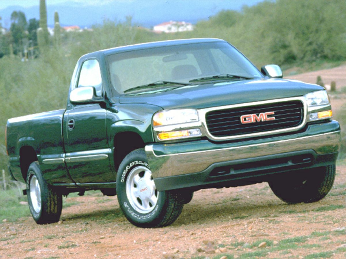 Used 1999 GMC Sierra 1500