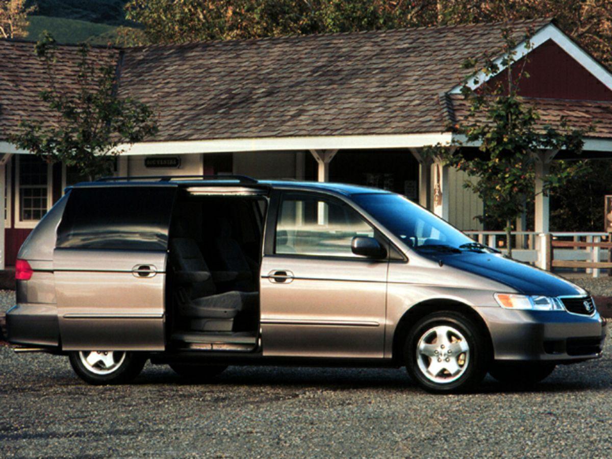 1999 Honda Odyssey EX Gold 6 SpeakersAir ConditioningFront Bucket SeatsFront CupholdersRoof r