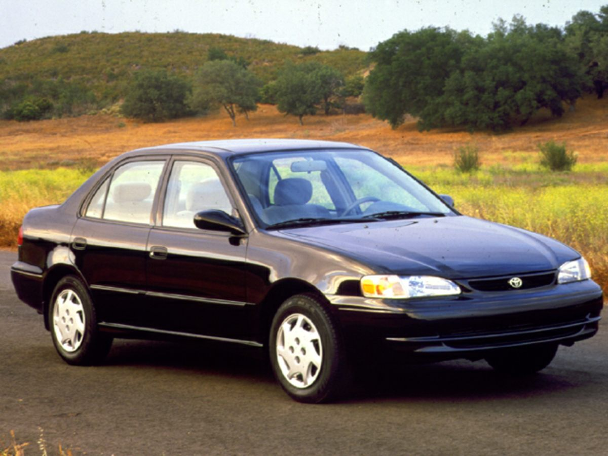 1999 toyota corolla ce cars and vehicles johnson city. Black Bedroom Furniture Sets. Home Design Ideas
