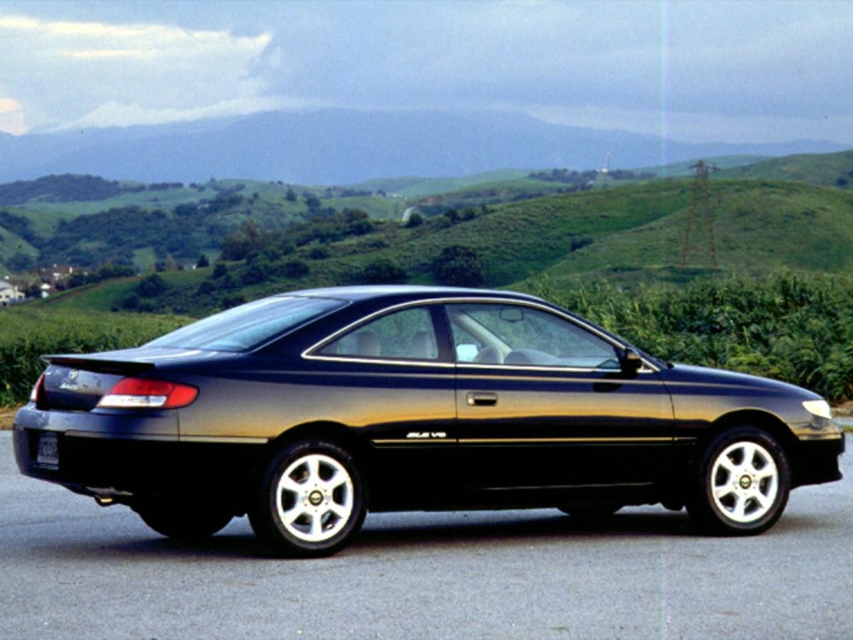 1999 Toyota Camry Solara 1999 Toyota Camry Solara 30L V6 SMPICall or stop by at West Palm Hy