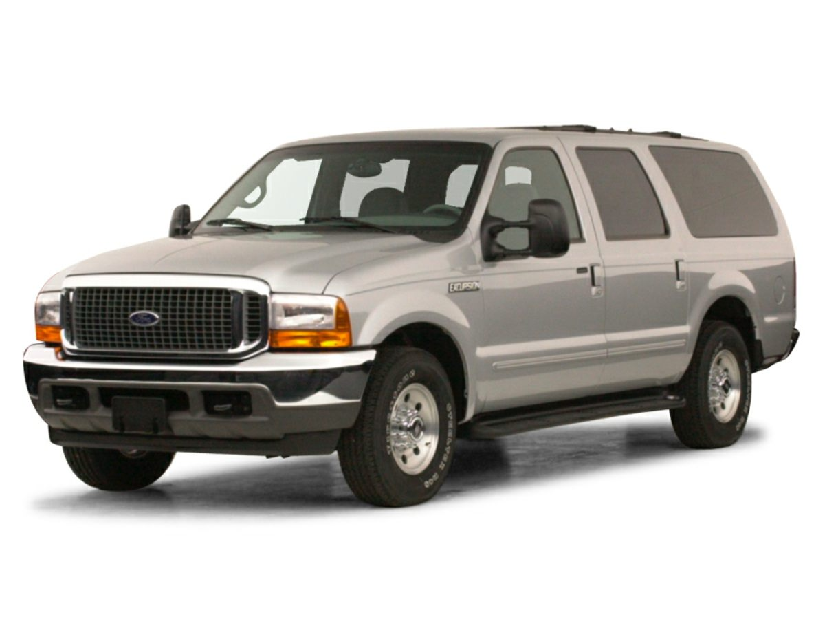 2000 Ford Excursion Limited Green Mac Haik Dodge Chrysler Jeep Ram Temple  Killeen means business