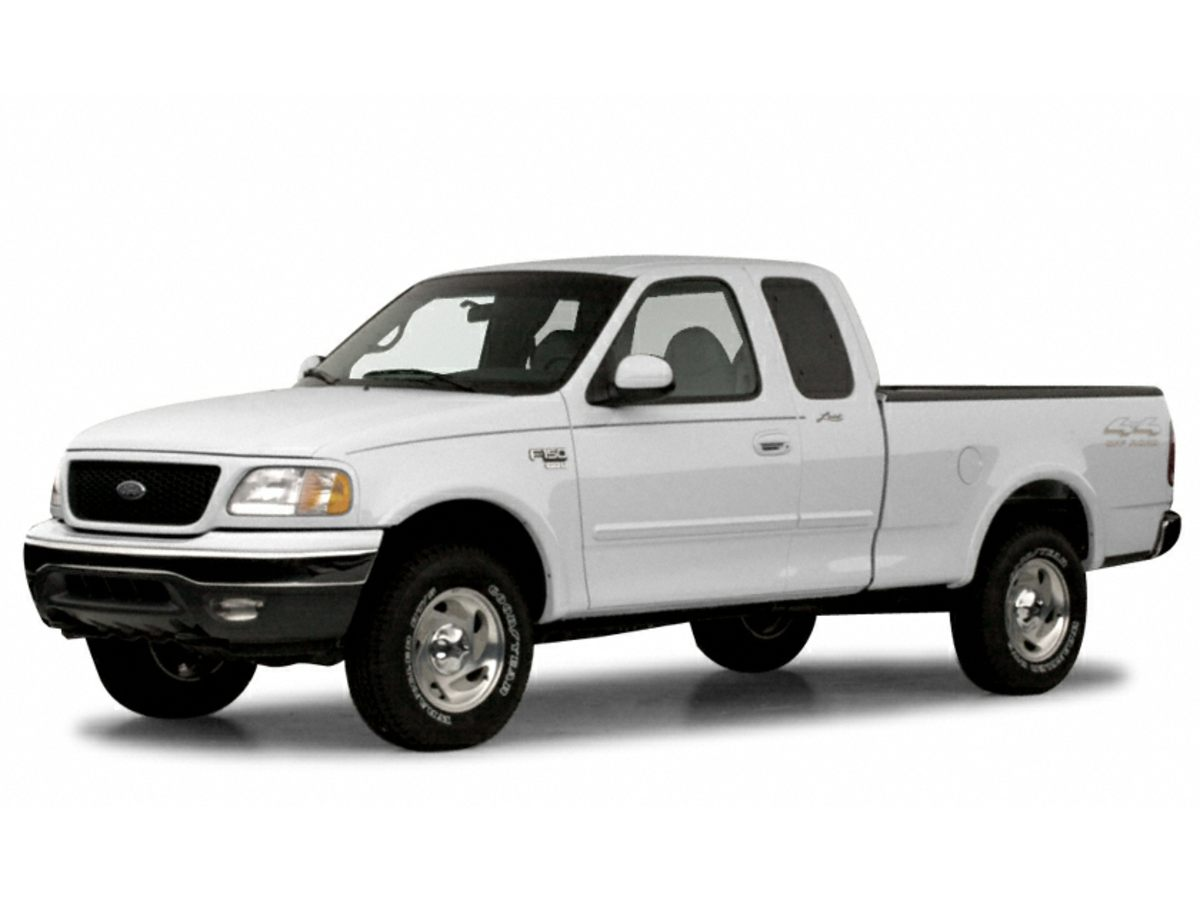 2000 Ford F-150 Lariat Red 355 Axle Ratio17 Chromed Steel Wheels4060 Leather Split BenchPow