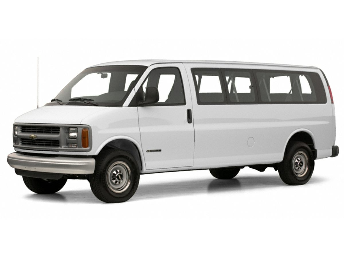 2001 Chevrolet Express Van G3500 car for sale in Detroit