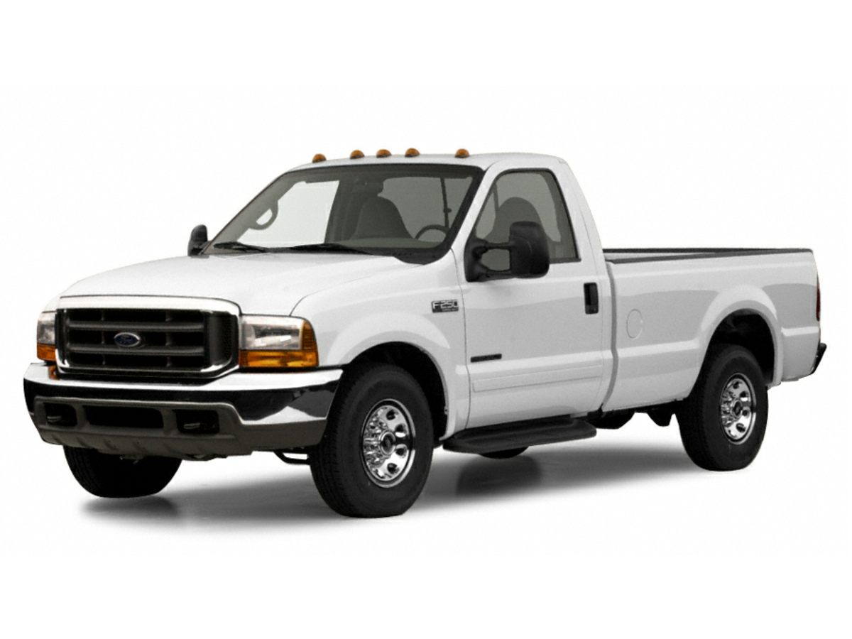 Used 2001 Ford F-250SD