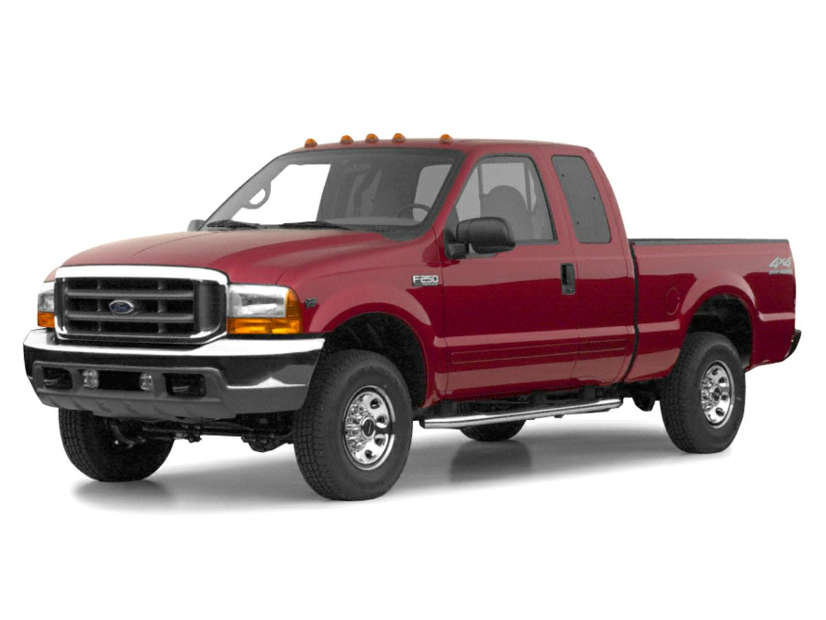 Used 2001 Ford F-350SD