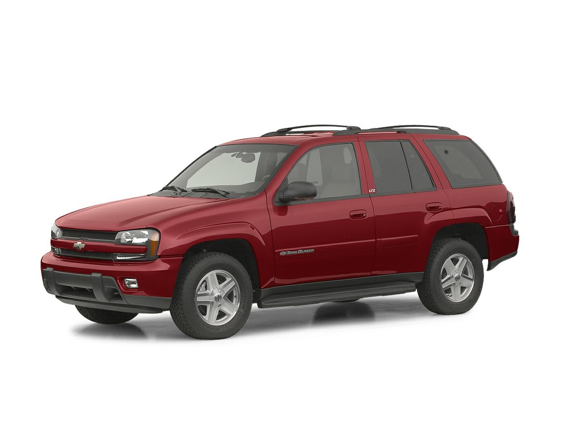 2002 Chevrolet Trailblazer car for sale in Detroit