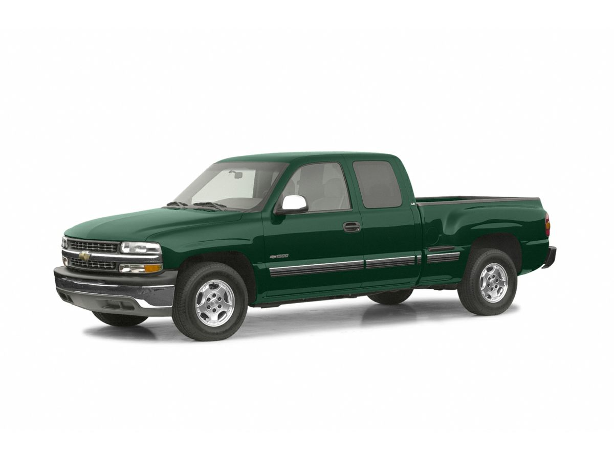 2002 Chevrolet Silverado 1500 vehicle photo
