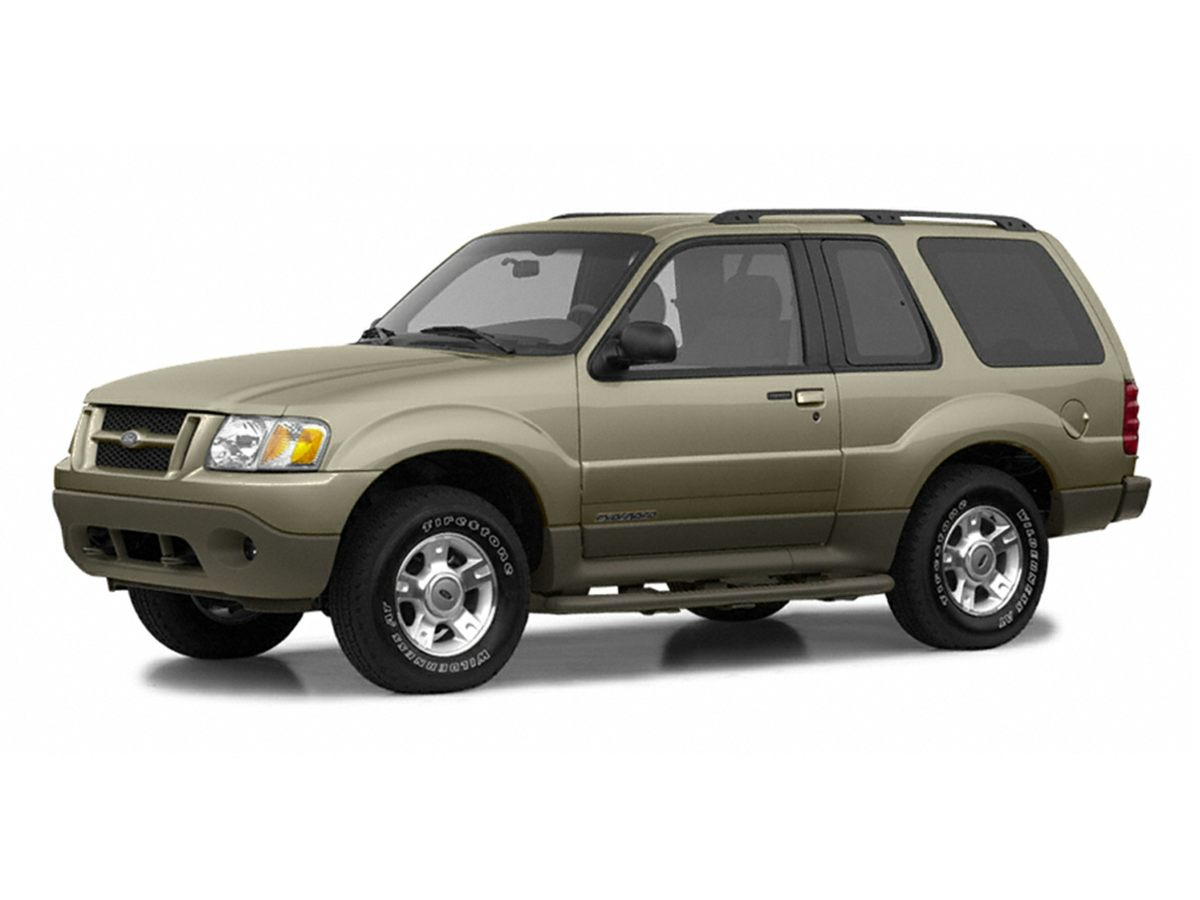 2002 Ford Explorer Sport Base You win Oh yeah Who could say no to a truly fantastic SUV like th