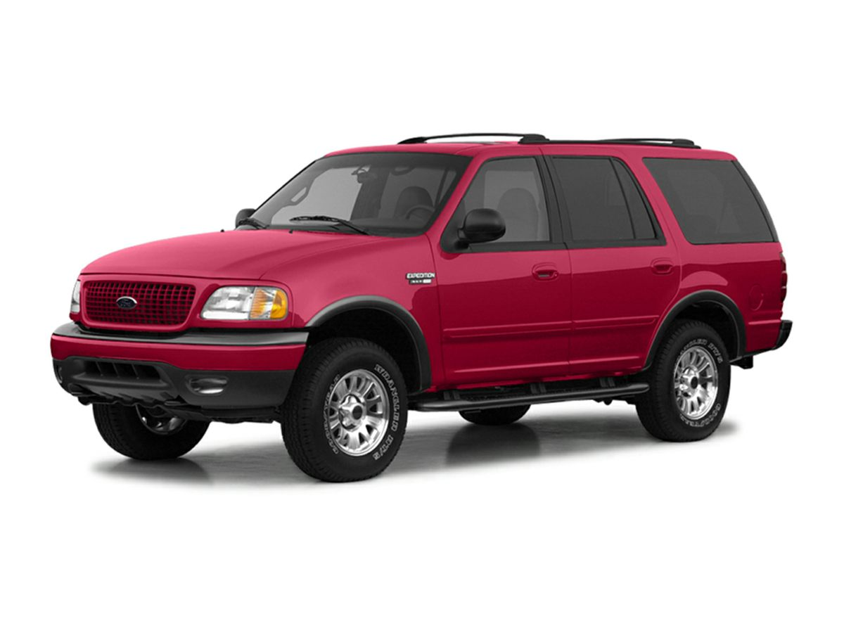 2002 Ford Expedition Eddie Bauer 355 Axle RatioGVWR 7000 lbs Payload Package17 Chromed Steel