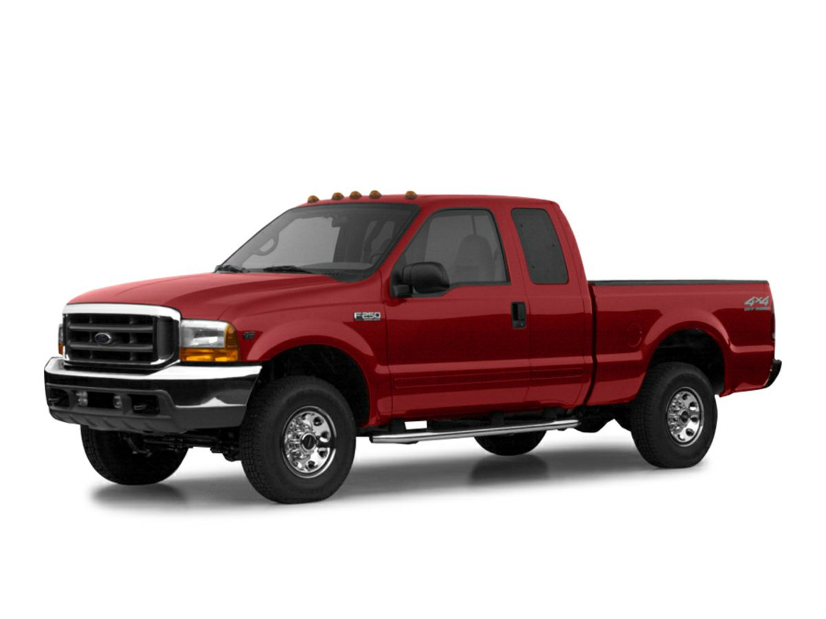Used 2002 Ford F-250SD