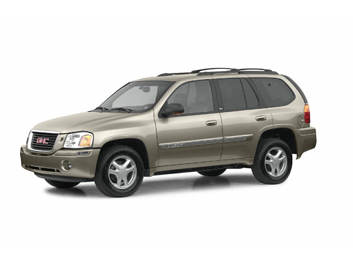 2002 Gmc Envoy car for sale in Detroit