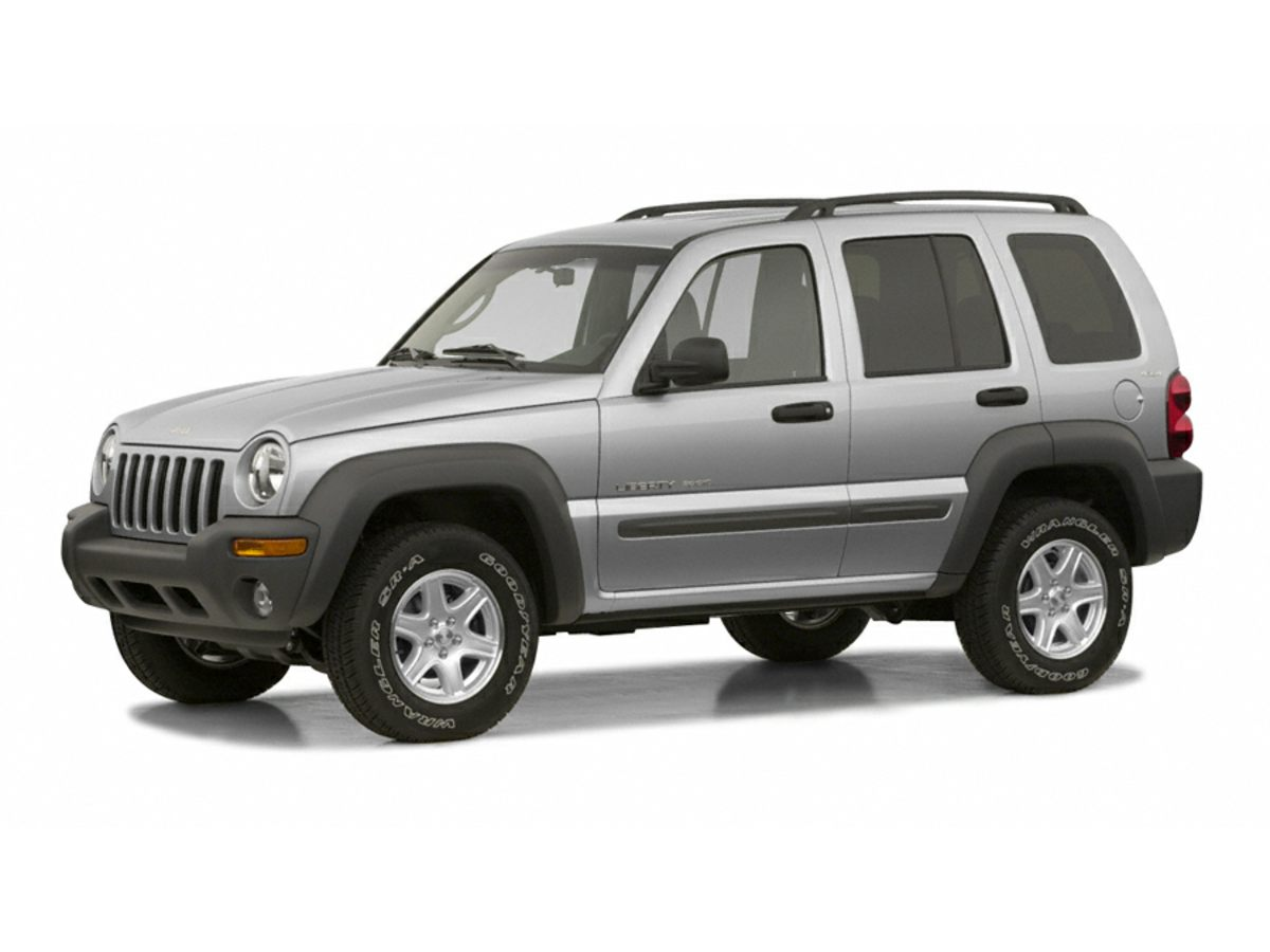 2002 Jeep Liberty Sport 410 Axle Ratio16 x 7 Styled Steel WheelsCloth High-Back Bucket Seats