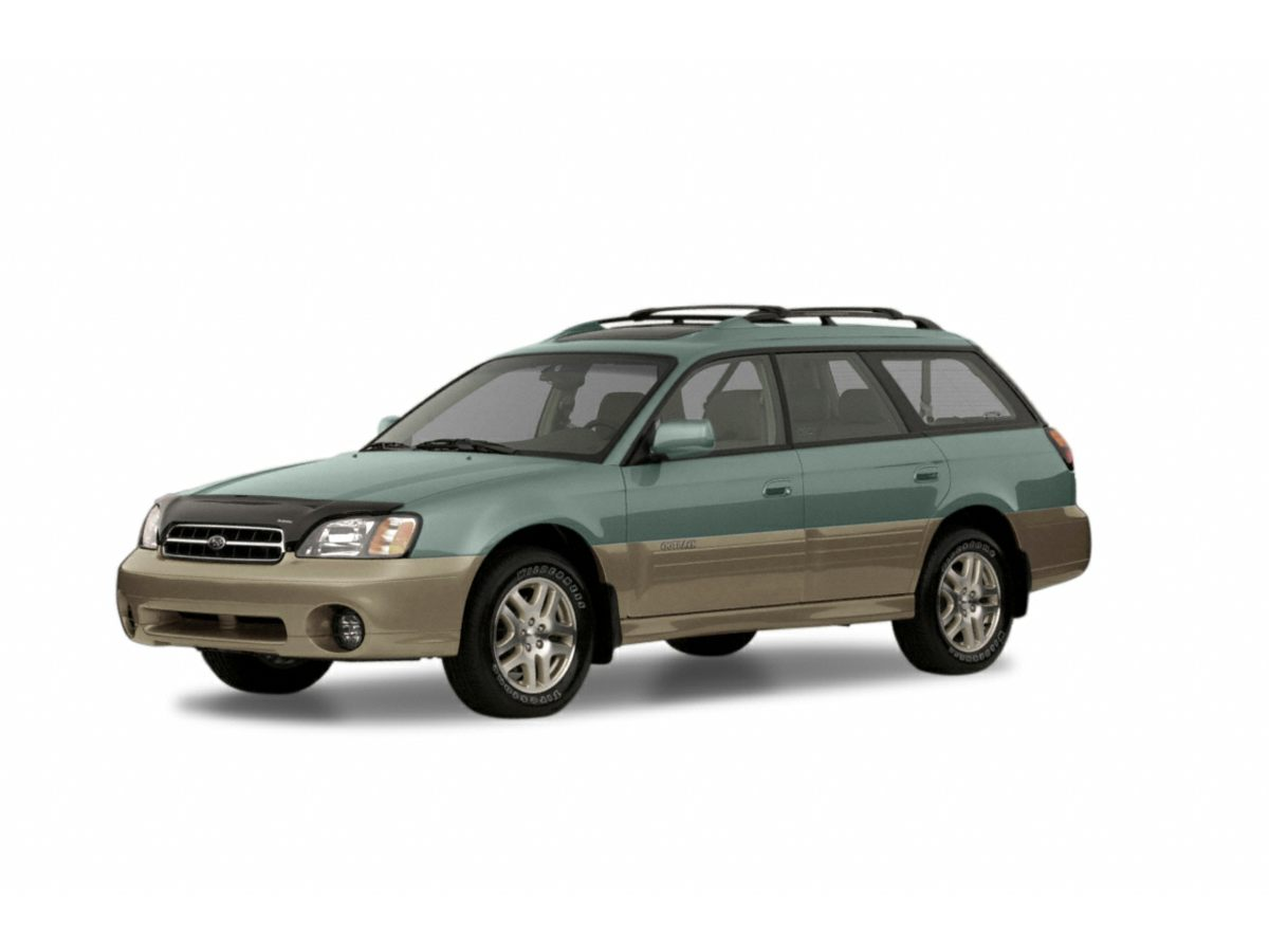 2002 Subaru Outback 30 Red Newly Detailed NICEST ONE OUT THERE and THIS IS THE ONE 30L DO