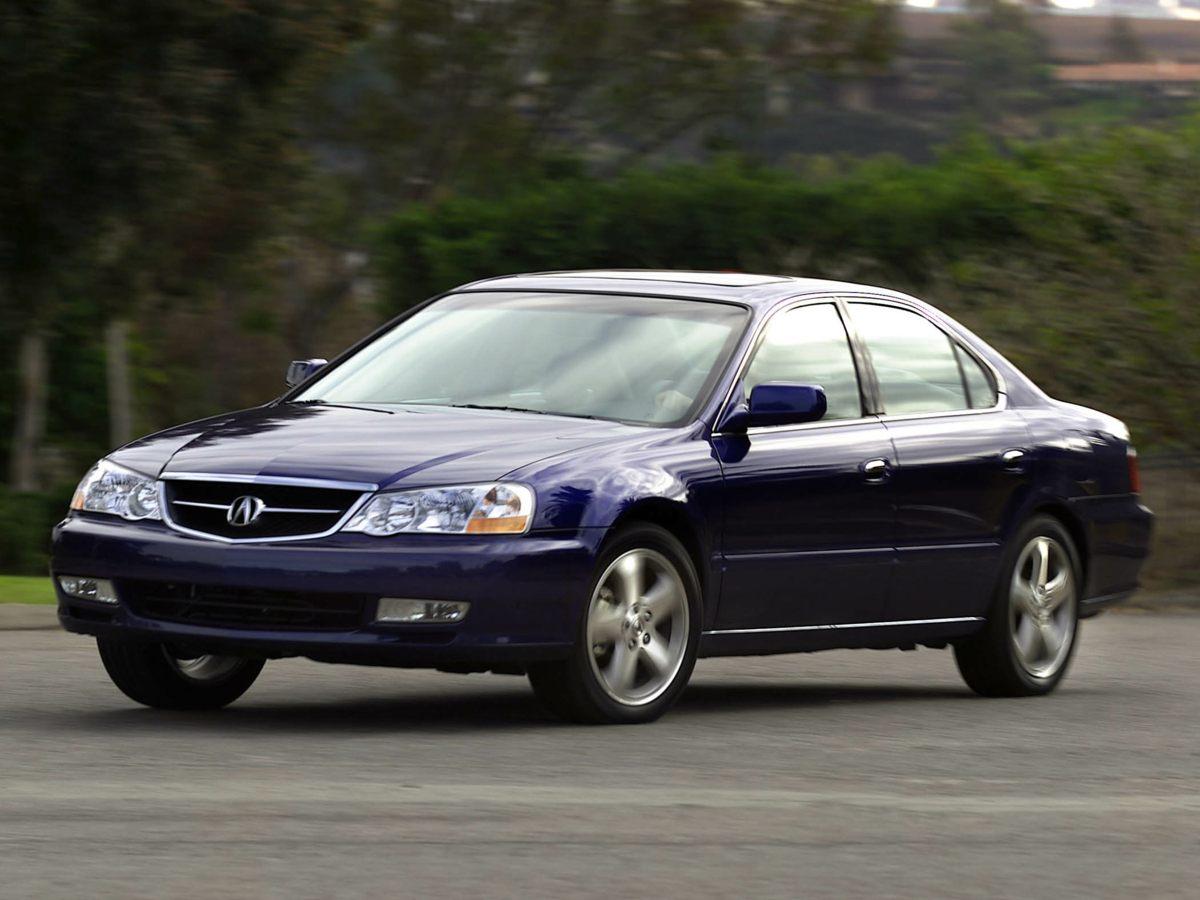 Used 2003 Acura TL