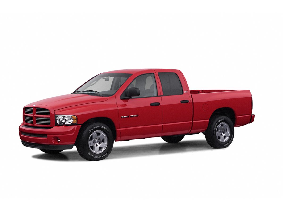2003 Dodge Ram 1500 Get yourself in here Real Winner Set down the mouse because this 2003 Dodge