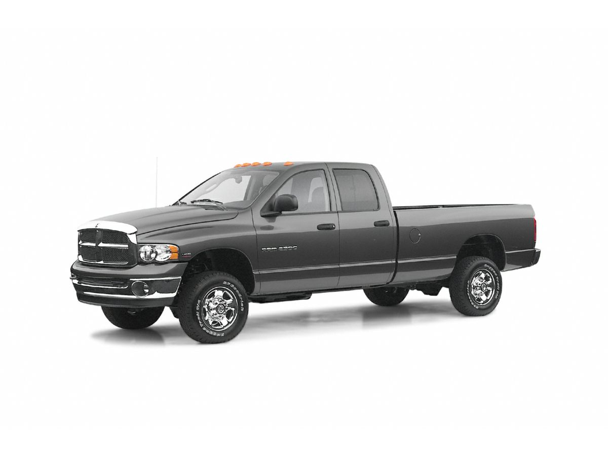 2003 Dodge Ram 2500 Blue Turbocharged Look Look Look Put down the mouse because this 2003 Do