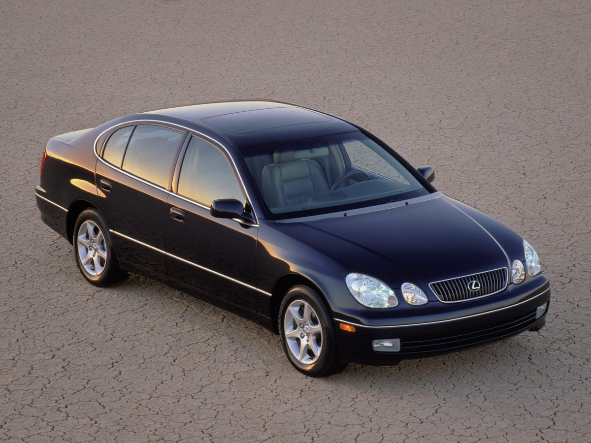 2003 Lexus GS 300 Silver Hurry I go to the auction on 9715 I am a Beverly Hills Trade In and