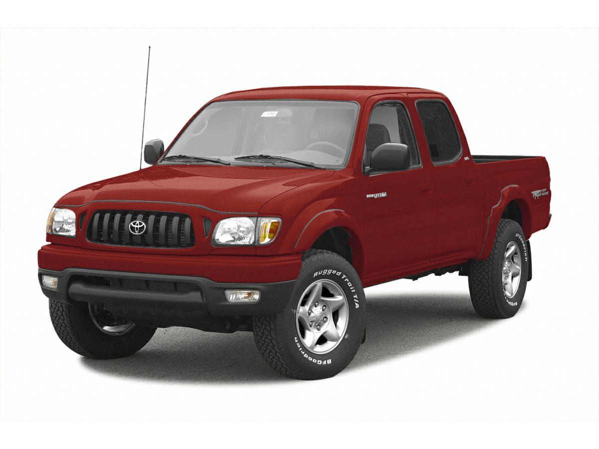 2003 Toyota Tacoma Base Black 391 Axle Ratio15 x 7 Styled Steel WheelsBucket SeatsAMFM Ste