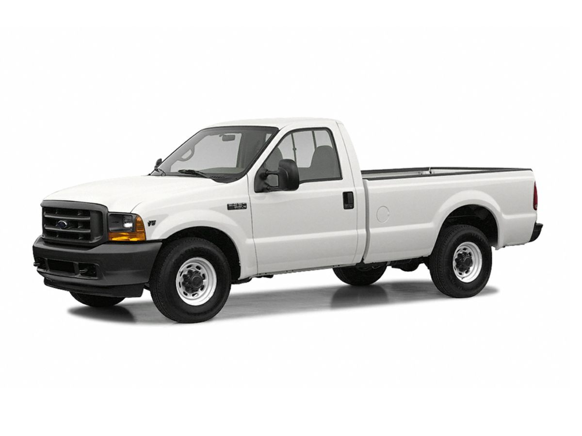 2004 Ford F-250SD Diesel Turbo Be the talk of the town when you roll down the street in this te