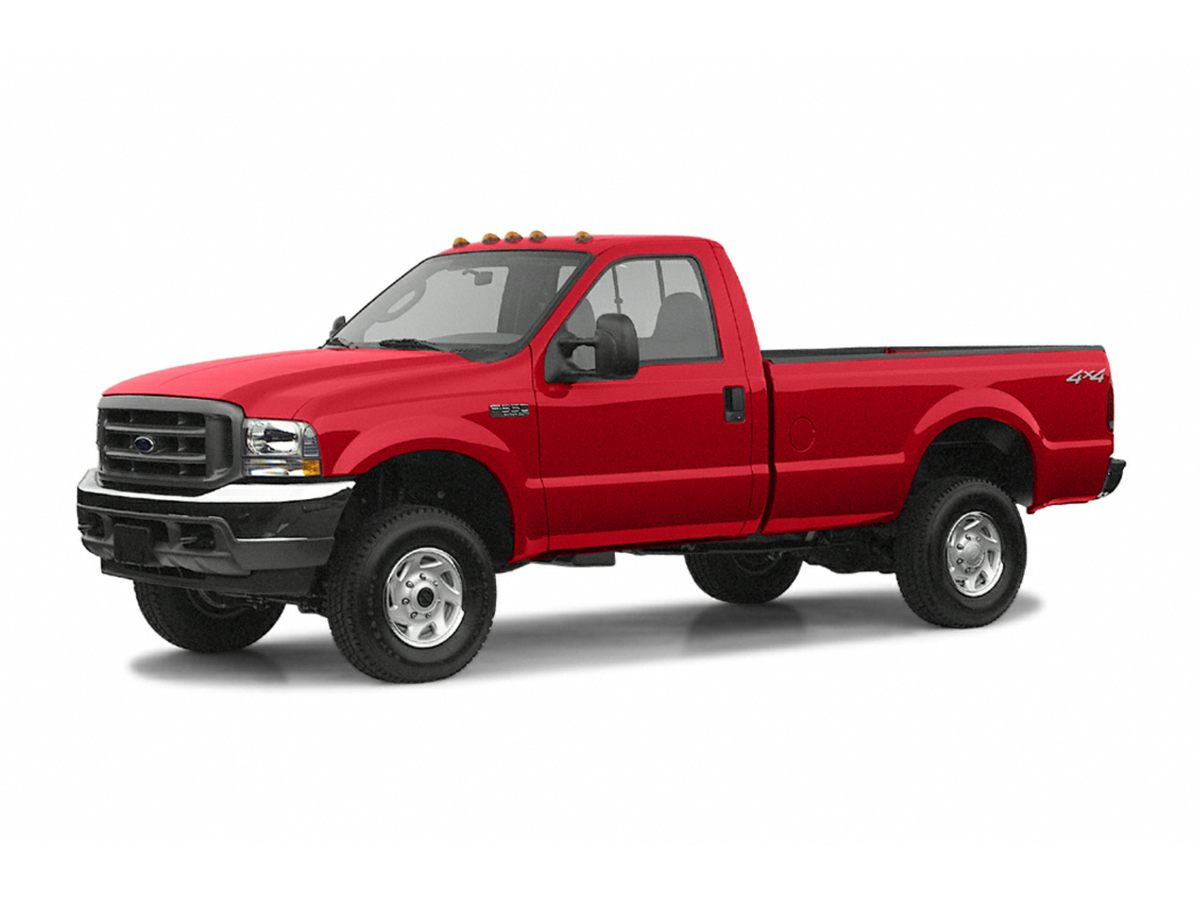 Used 2004 Ford F-350SD