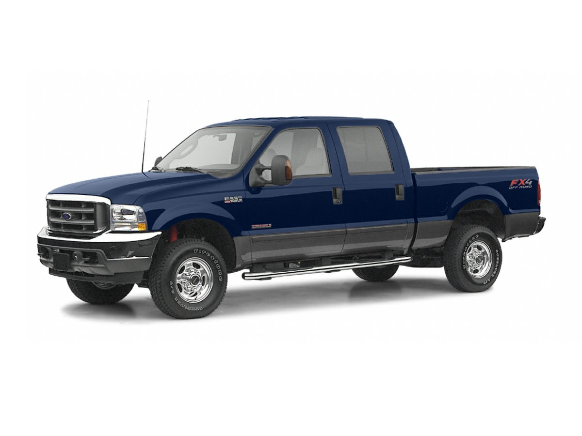 2004 Ford F-350SD CLEAN CARFAX EXCELLENT CONDITION POWER STROKE 60L V8 TURBO DIESEL TOW P