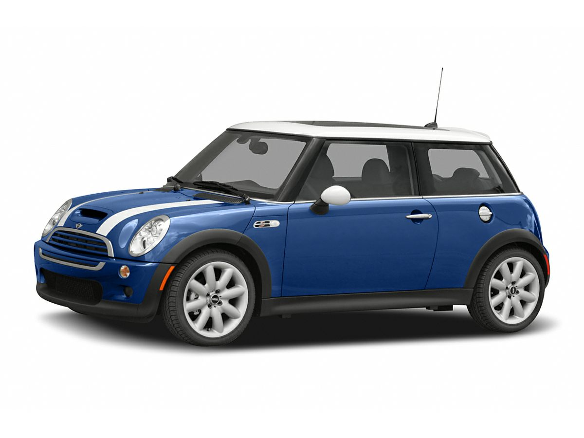 2005 Mini Cooper S Base Blue 6 SpeakersAMFM radioAMFM Stereo wCD PlayerCD playerMP3 decoder