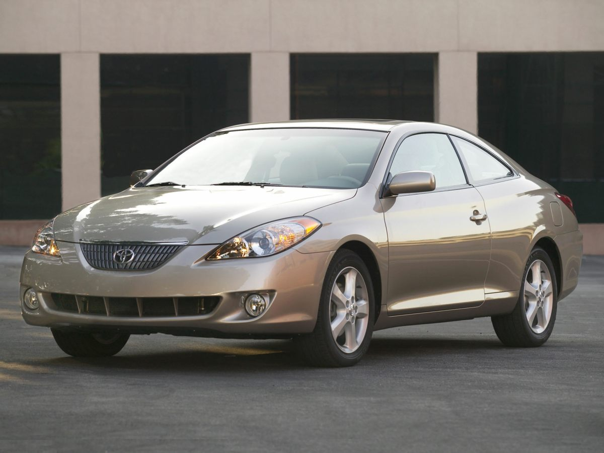 2005 Toyota Camry Solara Gold Cloth Seat Trim4-Wheel Disc Brakes6 SpeakersAir ConditioningFron