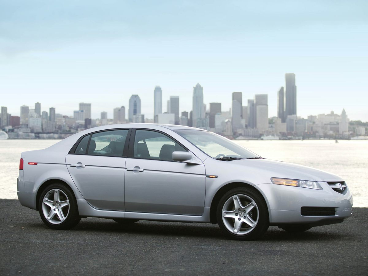 2006 Acura TL Base 17 Aluminum Alloy WheelsHeated Front SeatsPerforated Leather Seat TrimAcura