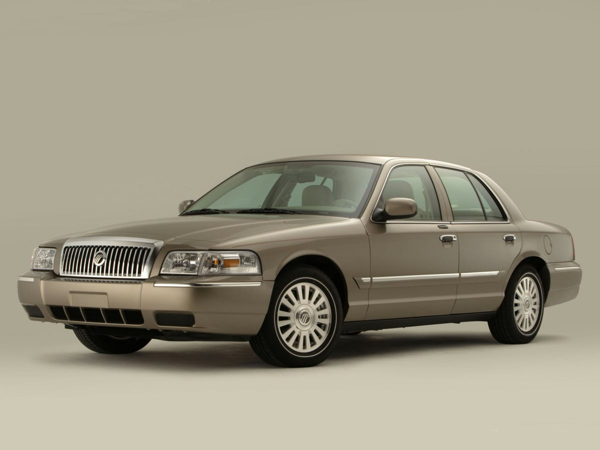 2006 Mercury Grand Marquis GS Creampuff This stunning 2006 Mercury Grand Marquis is not going to