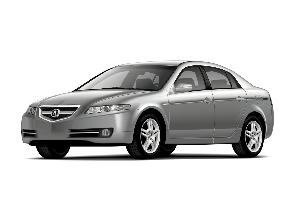 Pre-Owned 2007 Acura TL 3.2 FWD 4D Sedan